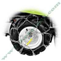 Вериги за сняг за колела 18 x 9.50 x 8 за тракторна косачка GRILLO От Онлайн магазин за косачки!