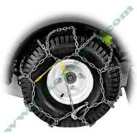 Вериги за сняг за колела 20 x 10.00 x 8 за тракторна косачка GRILLO От Онлайн магазин за косачки!