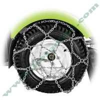 Вериги за сняг за колела 23 x 10.50 x 12 за тракторна косачка GRILLO От Онлайн магазин за косачки!